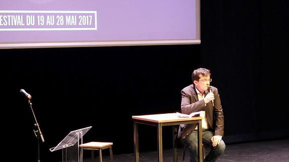Vidéo Festival Théâtre en mai 2017, présentation par Benoît Lambert
