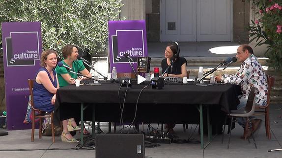 """Vidéo """"La Grande Table d'été"""" avec Hassan El Geretly et Daniel Mesguich"""