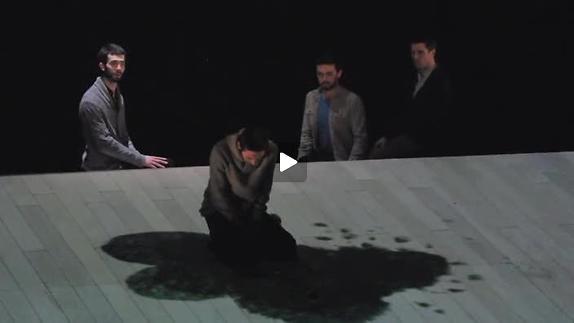 """Image du spectacle """"Fratrie"""" - Mise en scène Didier Girauldon - 2014 - bande-annonce"""