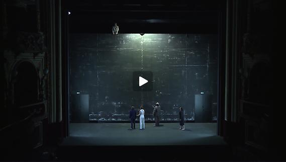 """Vidéo Aurélien Bory - """"Espæce"""" - Extrait"""