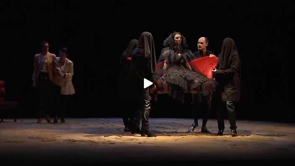 """Vidéo """"La Nuit des rois"""" de William Shakespeare - Théâtre d'Air - création 2015"""