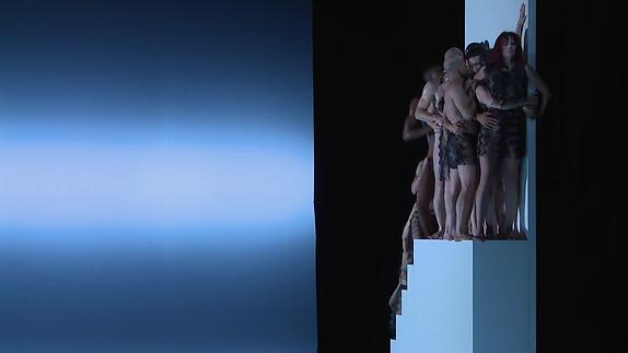 "Vidéo ""Kreatur""- Sasha Waltz - Extraits"