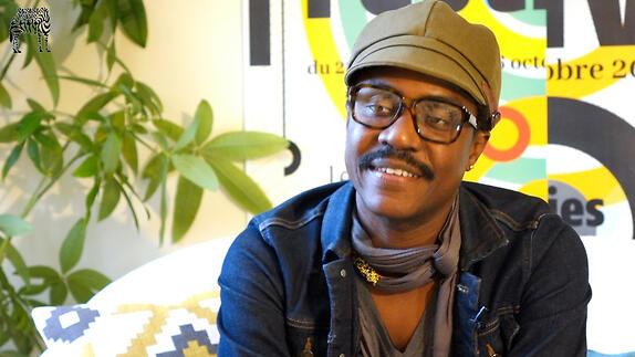 """Vidéo Guy Régis Junior pour """"Les cinq fois où j'ai vu..."""" (L'Imparfait du Présent)"""