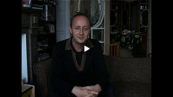 """Vidéo """"Une Anthologie de l'Optimisme"""", présentation par Pieter De Buysser"""