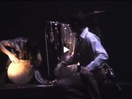 Vidéo Entretien à propos du spectacle Le Tigre bleu de l'Euphrate