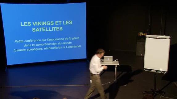 Vidéo Bande-annonce des Cartographies de Frédéric Ferrer