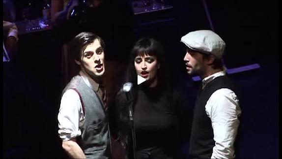 """Vidéo """"La Bande du Tabou"""", entretien avec Sol Espeche et Lorraine de Sagazan"""