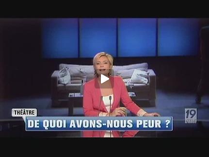 "Vidéo ""Orphelins"", m.e.s. Patrice Mincke - Reportage RTBF"