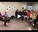 """Vidéo Kery James autour de """"À vif"""" / Les thèmes de la pièce"""
