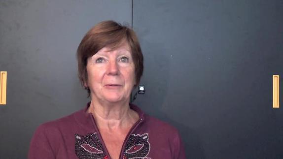 Vidéo Françoise du Chaxel - question 1 : La Découverte du théâtre
