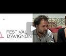 Vidéo Entretien avec Nathalie Garraud et Olivier Saccomano