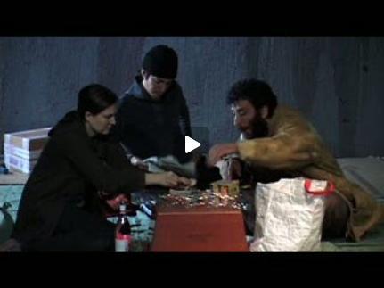 """Vidéo """"Puissants & miséreux"""", présentation vidéo"""