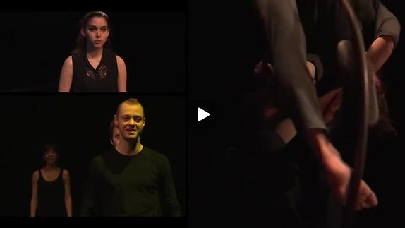"""Vidéo """"Les Ponts"""", m.e.s. Stéphanie Loïk, bande-annonce"""