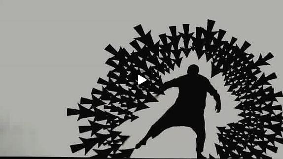"""Vidéo """"Corps Tangibles"""", préfiguration"""