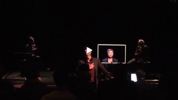 """Vidéo """"Love on the (méga)byte"""" de Benjamin Knobil - Teaser"""