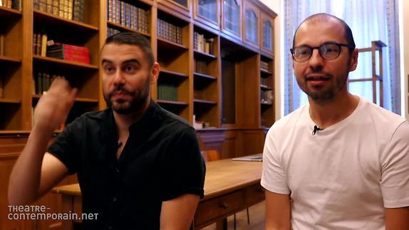 """Image du spectacle """"Les Chroniques de Peter Sanchidrián"""", José Padilla, présentation"""