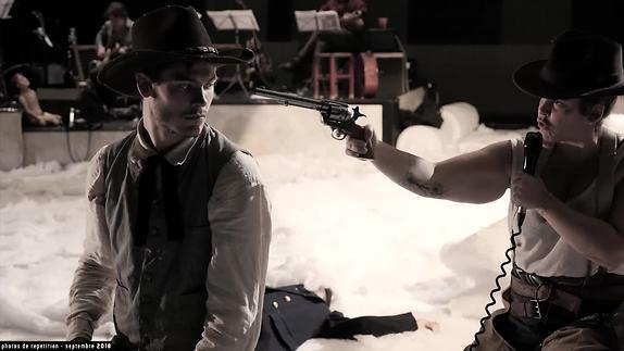 """Vidéo """"Western"""" - Mathieu Bauer - Teaser"""