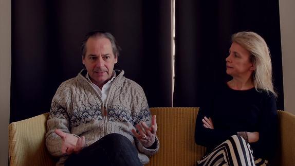 """Vidéo Interview : Yves Beaunesne et Marion Bernède à propos de """"Ella"""""""