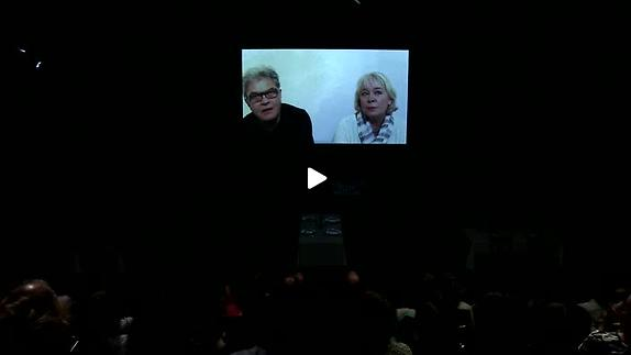 """Vidéo """"Catherine et Christian (Fin de partie)"""", m.e.s. Julie Deliquet - Teaser"""