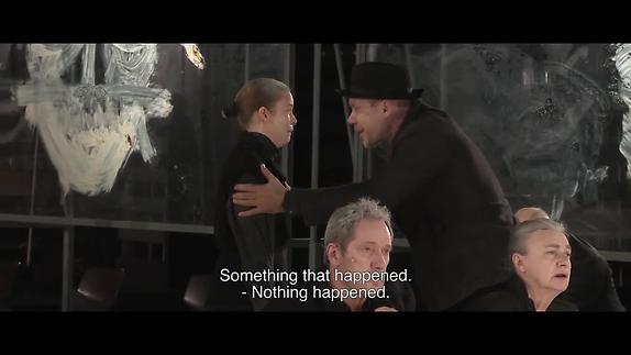 """Image du spectacle """"De Dingen die Voorbijgaan"""", Ivo van Hove - Extrait"""