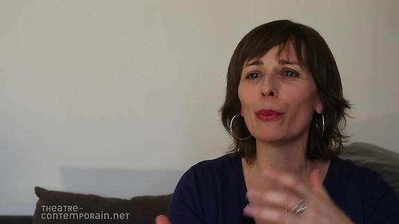 """Vidéo """"Los Niños"""", présentation par Sabine Tamisier"""