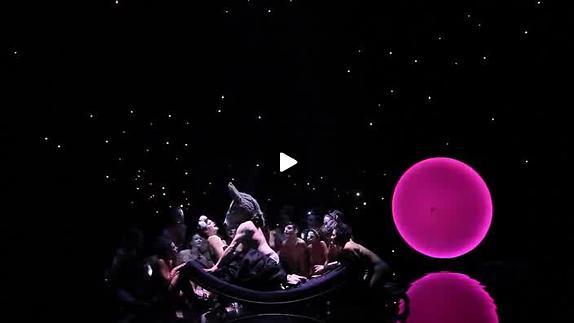 """Vidéo """"Le Songe d'une nuit d'été"""", m.e.s. Laurent Pelly - teaser"""