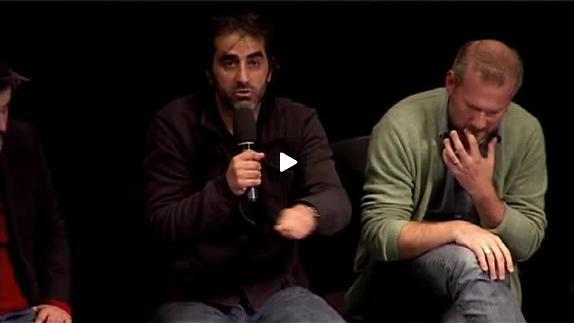 """Vidéo """"Tout mon amour"""", création du collectif Les Possédés, dirigée par Rodolphe Dana"""