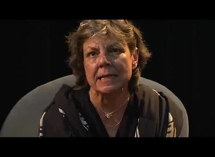 """Vidéo """"Blackbird"""", m.e.s. Régine Achille-Fould, présentation"""