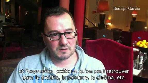 Vidéo Entretien avec Rodrigo García