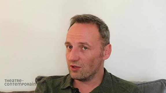 """Vidéo François Begaudeau, """"Contagion"""", l'origine"""
