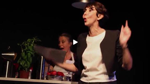 """Vidéo """"Réparations en cours"""" de Fanny Atlan et Corinne Merle - Bande-anonce"""