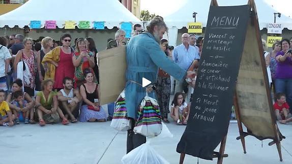 """Vidéo """"La recette des corps perdus"""" - Extraits"""