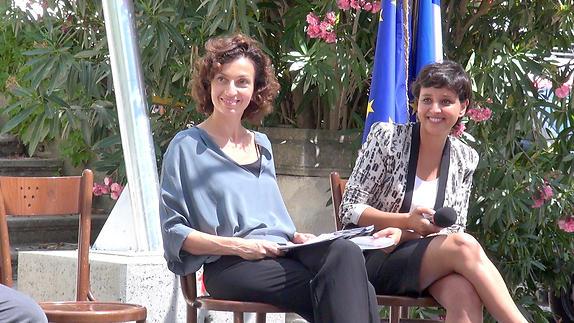 """Vidéo """"La fabrique de l'éducation..."""", présentation et signature de la Charte"""