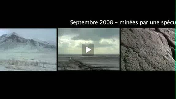 Vidéo Chronique islandaise de la mise en scène du Musée de la mer