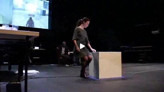 """Vidéo """"Até"""", entretien avec Alain Béhar"""