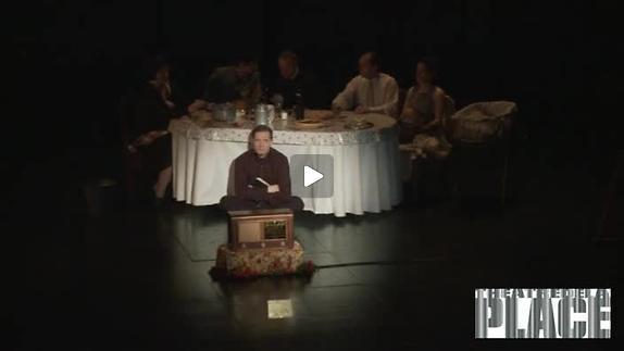 """Vidéo """"Un Uomo di Meno"""", présentation par Jacques Delcuvellerie"""
