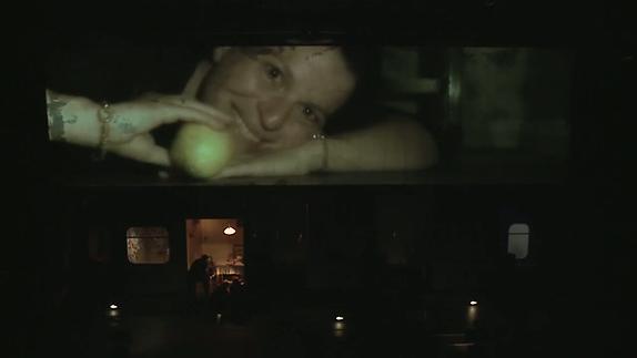 """Vidéo """"Reise durch die Nacht"""", extraits"""