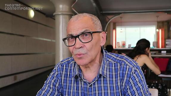 """Vidéo Ahmed Madani, """"F(l)ammes"""", les difficultés d 'écriture"""