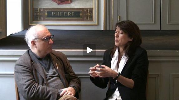 Vidéo Entretien entre Caterina Gozzi et Dimìtris Dimitriàdis
