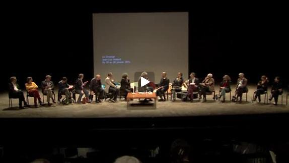 """Vidéo """"La Chinoise 2013"""", présentation par Michel Deutsch"""