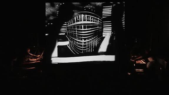 """Vidéo """"Dark Cirkus"""" - Cie Stereoptik - Extraits"""