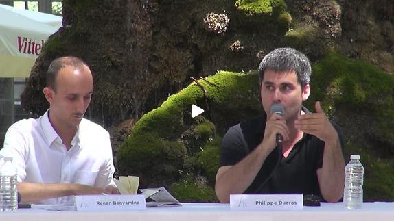 """Vidéo Philippe Ducros pour """"La Porte du non-retour"""""""
