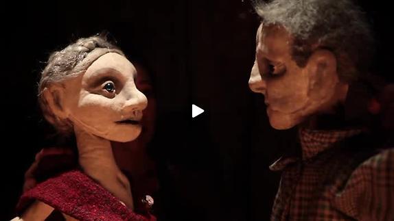 """Vidéo """"Dans l'oeil du judas"""" - Theatre du Rugissant - Bande-annonce"""