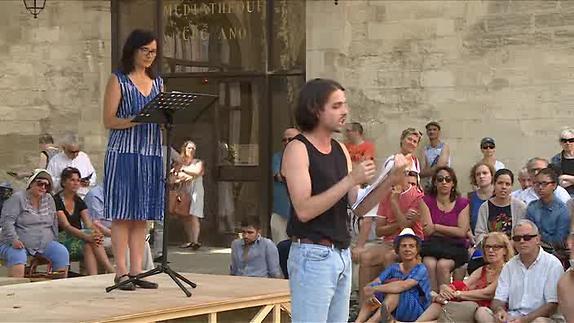 """Vidéo """"La République de Platon"""", extraits"""