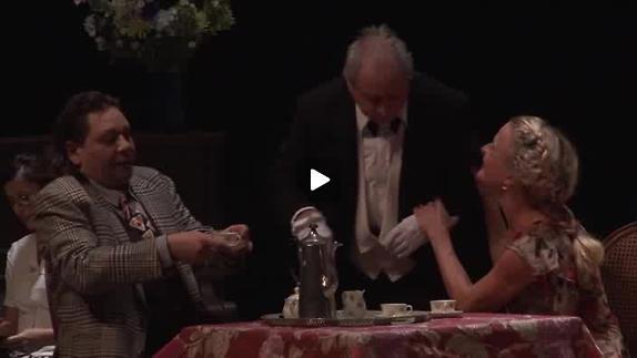 """Vidéo """"La Cerisaie"""", m.e.s. Gilles Bouillon - Bande-annonce"""