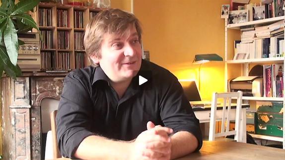 """Vidéo """"Ouasmok ?"""", entretien avec Sylvain Levey"""