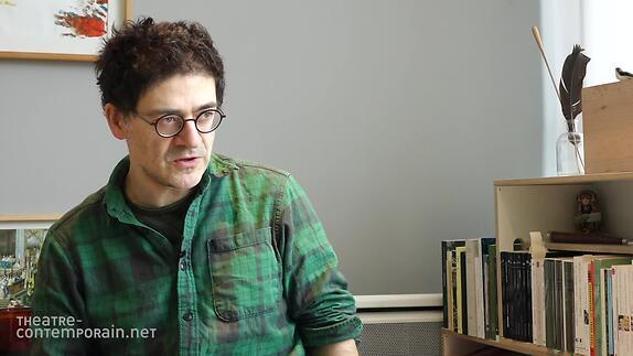 "Vidéo ""Incendies"", Wajdi Mouawad, l'origine du projet"