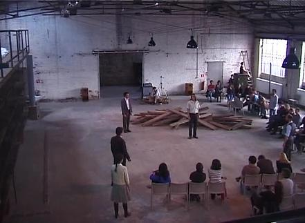 "Image du spectacle ""Pylade"" - Pasolini/Lazare Gousseau - Teaser"
