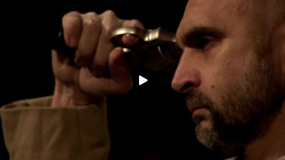 """Vidéo """"Enfin la fin"""" de P. Turrini, m.e.s. J. Maqueron, teaser"""