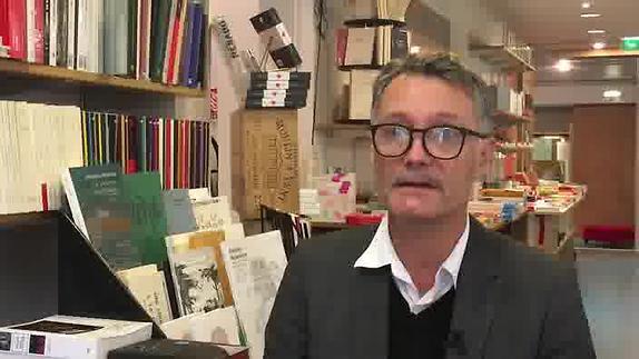 """Vidéo Christophe Pellet, """"L'appropriation du texte"""""""